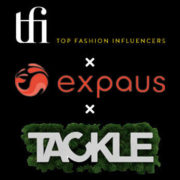 Top Fashion InfluencersとTACKLEとexpausがコラボ