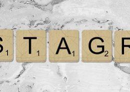 Instagramの文字を利用したパズルゲーム